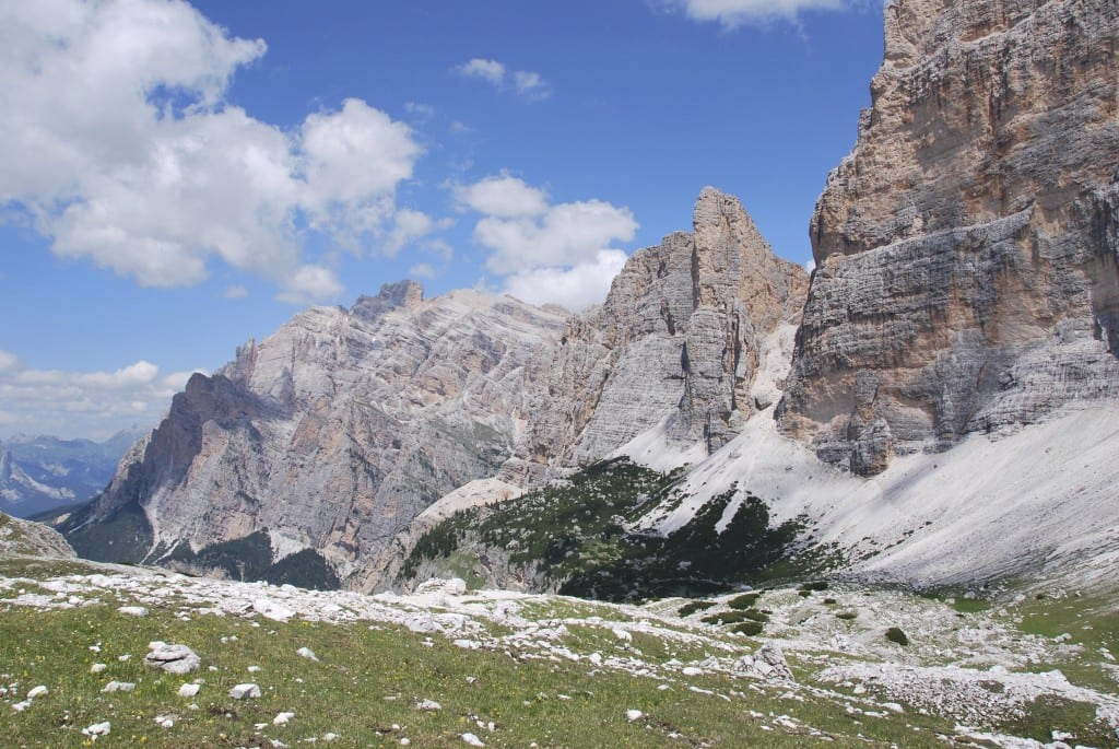 Best places for family hiking in the alps luxe travel family for Best view of dolomites