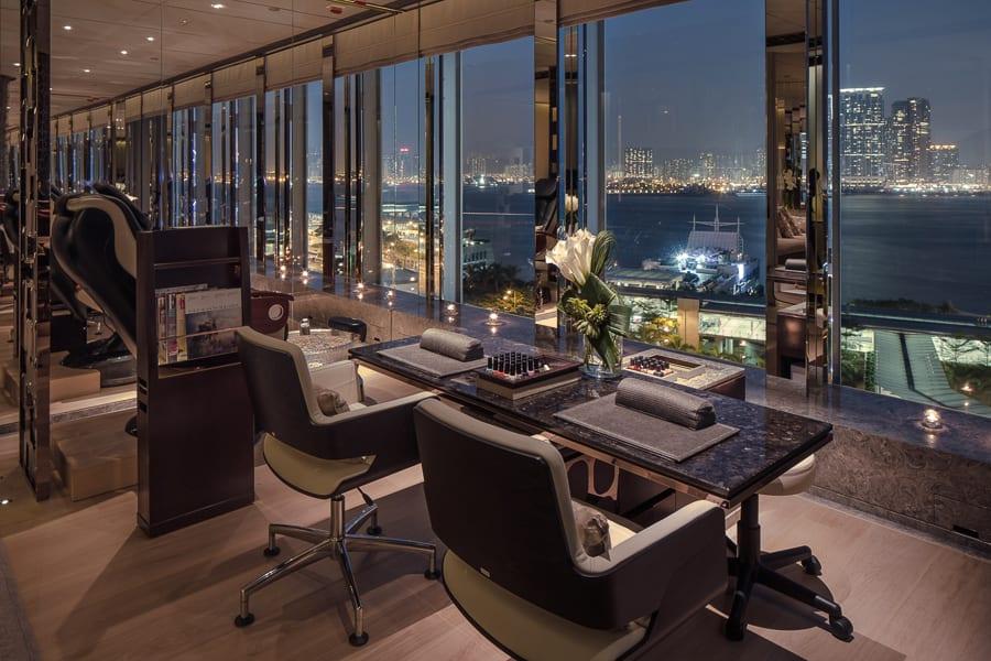 Four Seasons Hong Kong Nail Bar