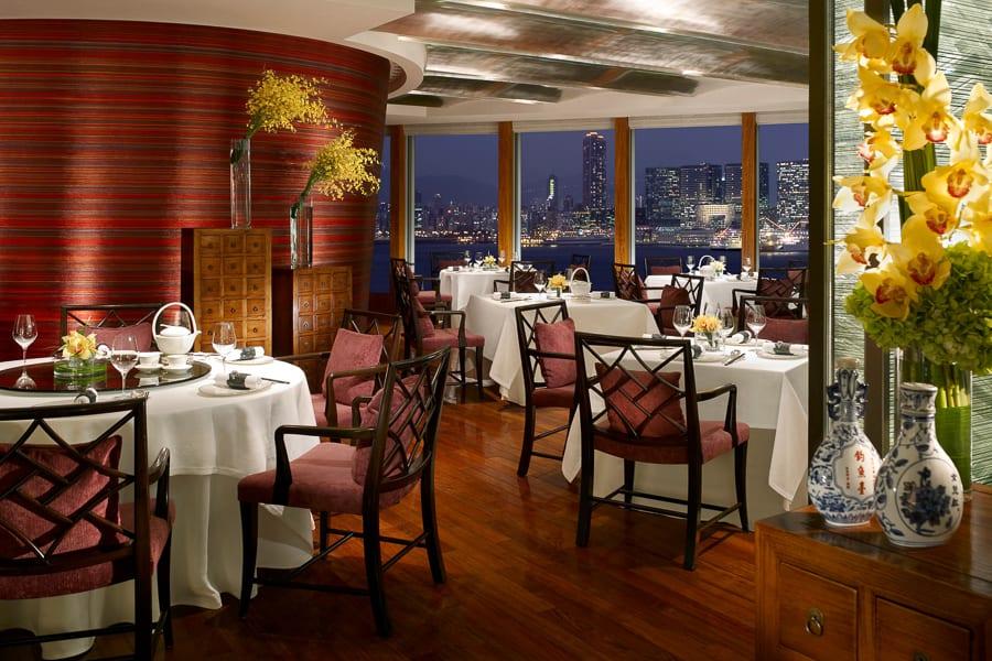 Lung King Heen Four Seasons Hong Kong
