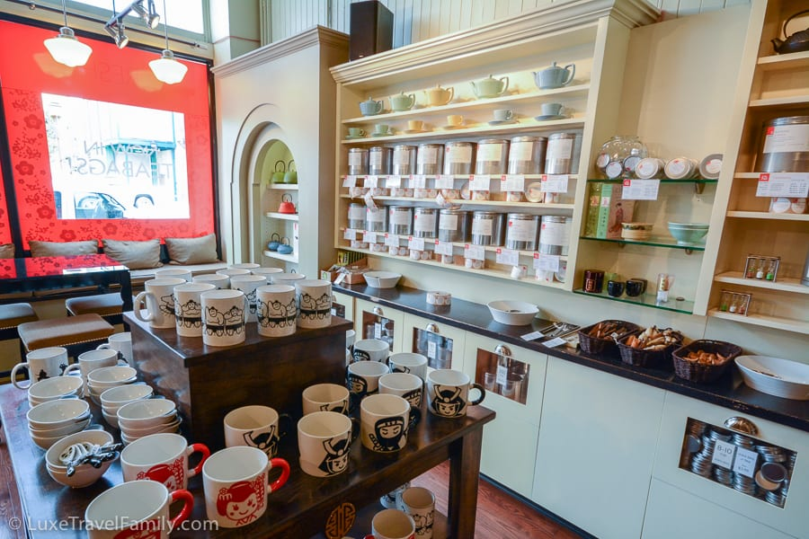 Silk Road tea where to shop in Victoria BC