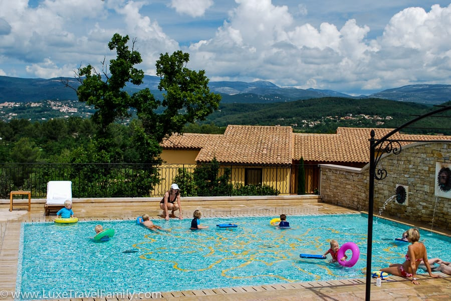 Toddler pool Terre Blanche