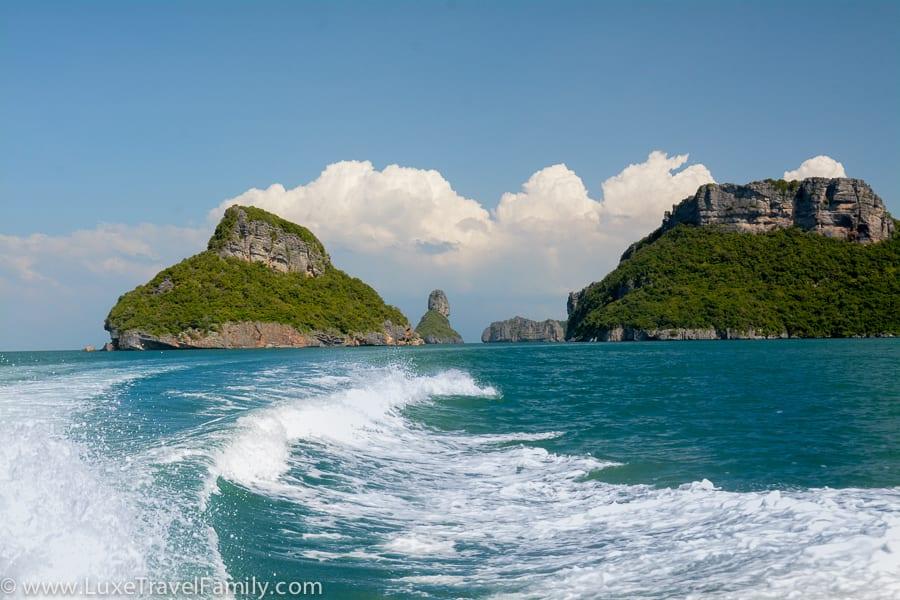 Thailand's Ang Thong Marine Park