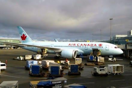 Air Canada Premium Economy Review 787 Dreamliner