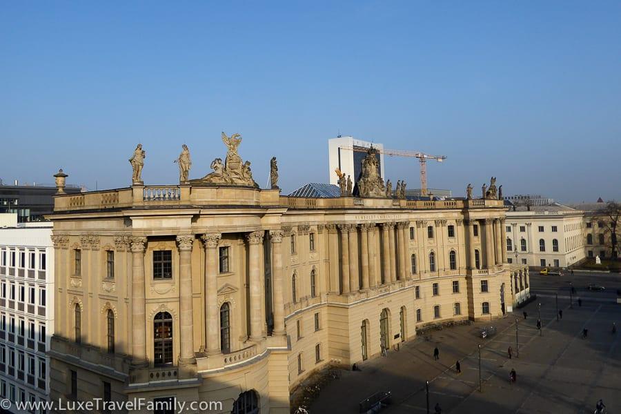 Hotel De Rome Berlin Lunch