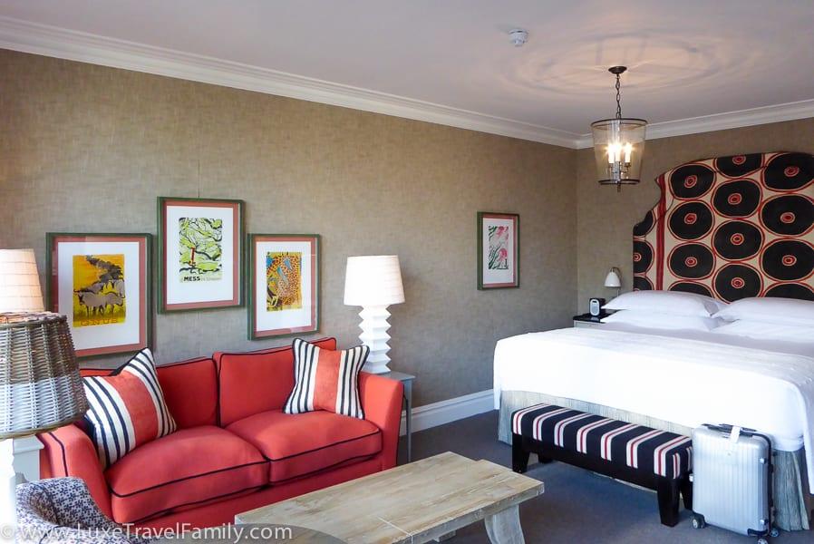 Stunning suite The Ham Yard Hotel London