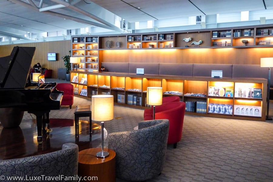 Review business class on asiana airlines luxe travel family for Asiana korean cuisine restaurant racine