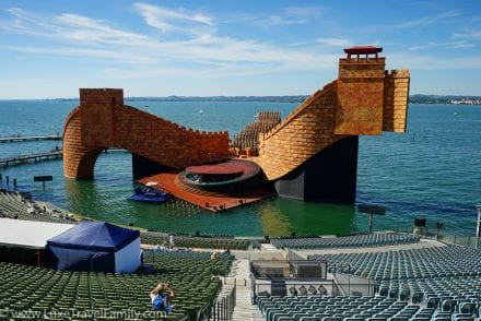 Bregenz Festival Stage Things to do in Bregenz Austria