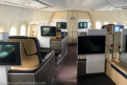 How to get the best seat on an airplane
