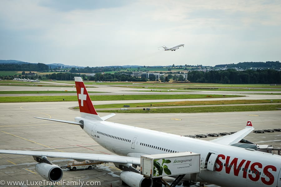 how to get the best seat on an airplane SWISS