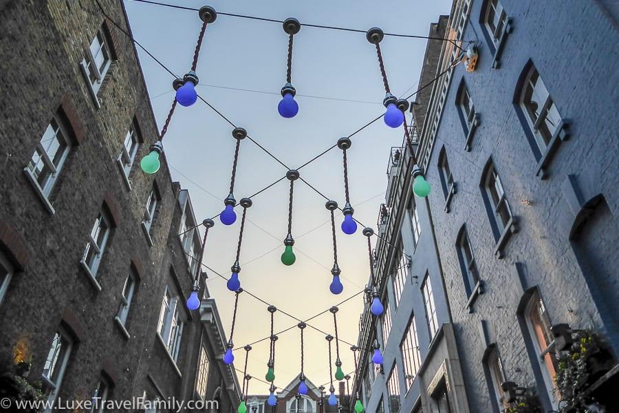 London Festive decorations fabulous fall getaways