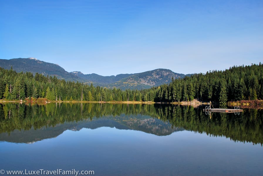 Whistler fabulous fall getaways