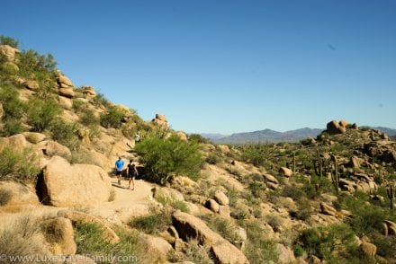 Arizona fabulous fall getaways