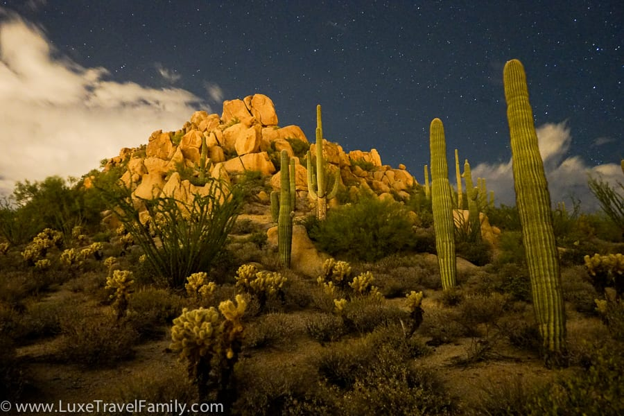 Scottsdale top family travel experiences