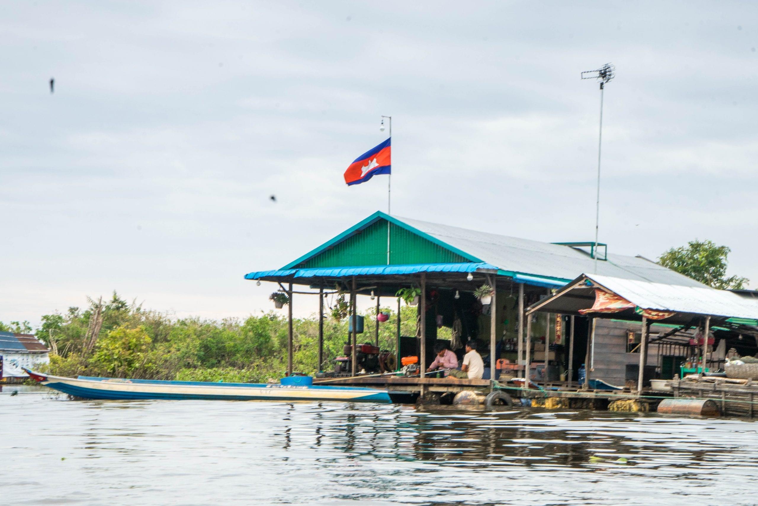 Tonle Sap Lake Top Family Travel Experiences
