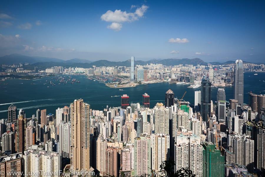 Hong Kong Top Family Travel Experiences