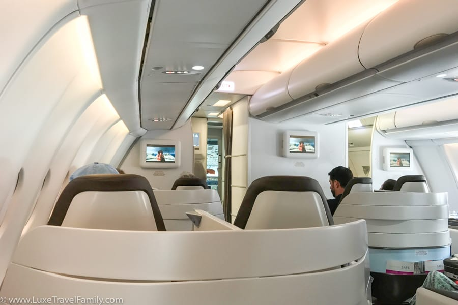 Flying The New Hawaiian Airlines A330 First Class Luxe