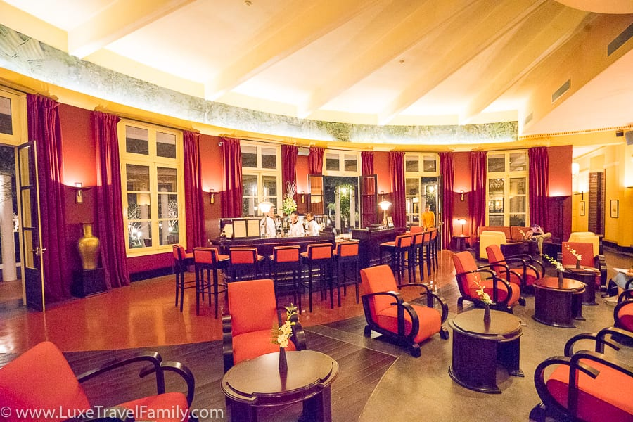 Le Gouverneur Bar La Residence Hue