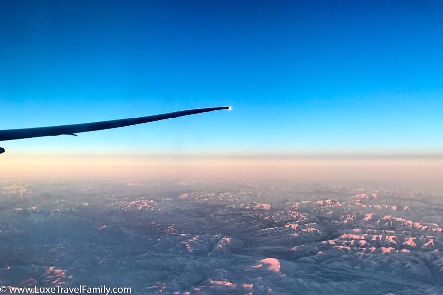 Flying Cathay Pacific Boeing 777 Premium Economy Class