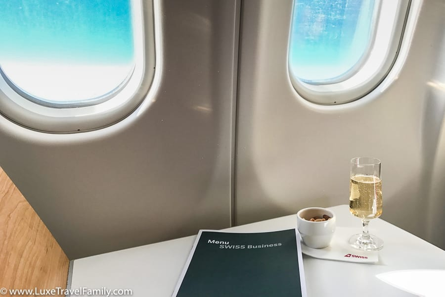 Review: Flying SWISS Business Class