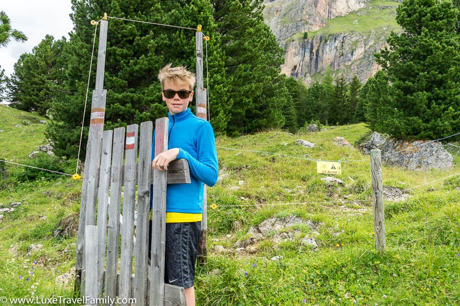 Don't Straddle An Electric Fence (And Other Helpful Hiking Tips)