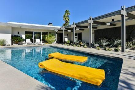 Home Tour Palm Springs Modernism Week 2018