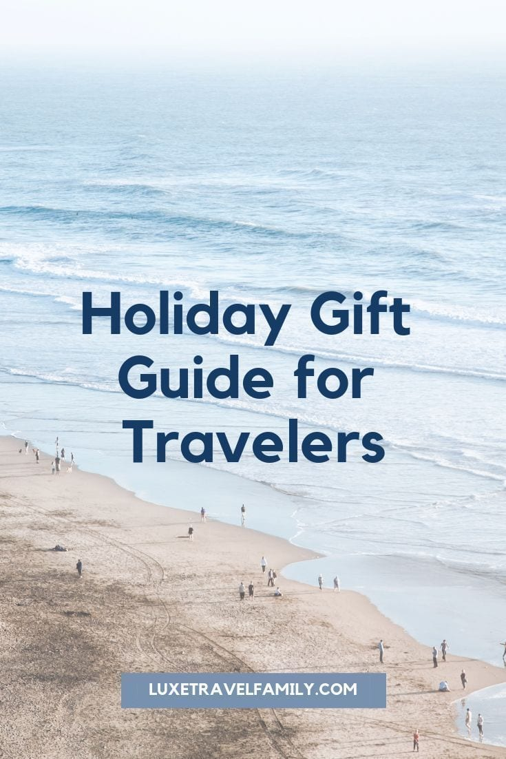 Money-Saving Holiday Gift Guide for Travelers
