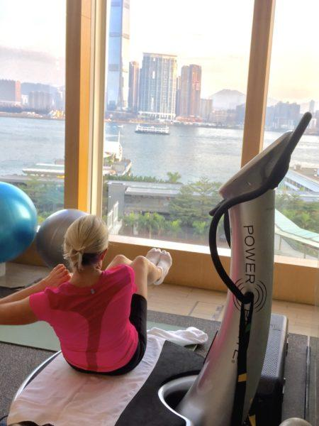 on-site gym best city hotels for solo travelers