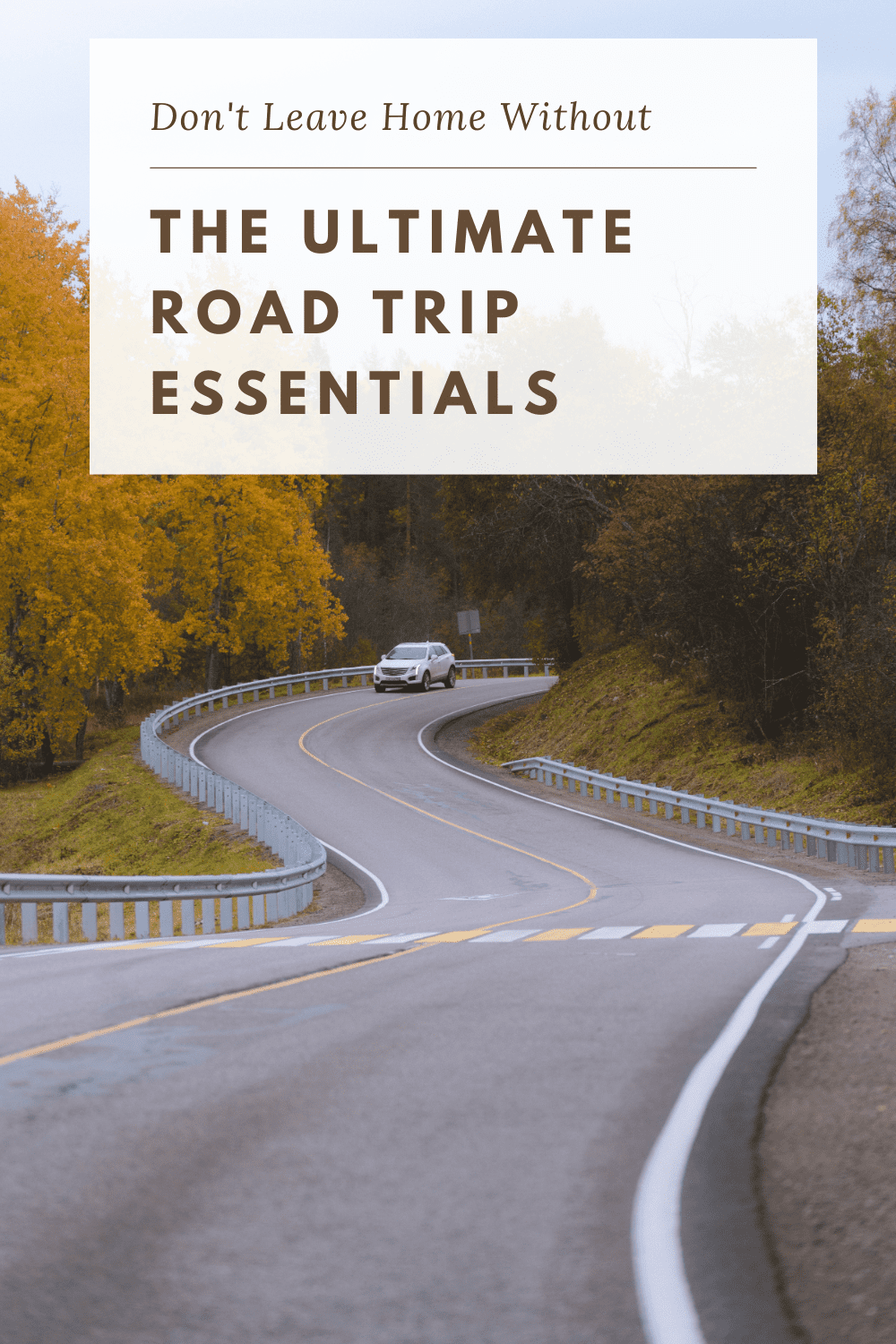 The Ultimate List of Road Trip Essentials