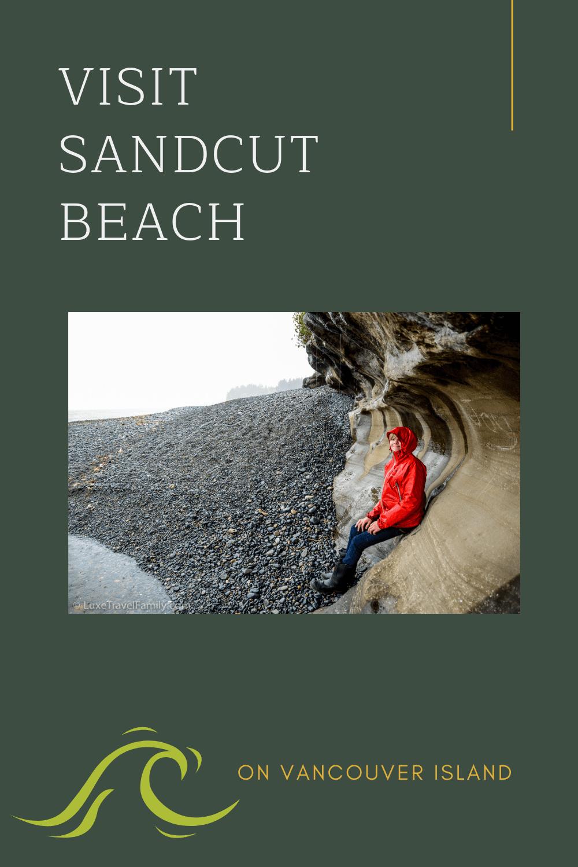 Sandcut Beach - A Local Treasure